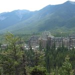 View of Banff Springs Hotel