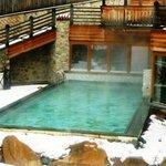 piscina open air