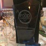 "Lasal "" Best Mediterranean Establishment Scotland 2014 "" #FoodAwardsScotland"