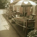 Come and enjoy our outside areas...