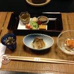 kaiseki-ryōri (懐石料理)