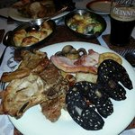 Huge mixed grill!
