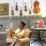 Violins, violins everywhere 1