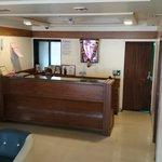 Hotel swasti Lobby area