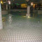 La piscine à vague