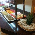 Our Buffet at HSM Venus Playa