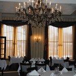 Bistro 1202 main dining room