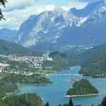 Lago Centro Cadore - Pieve di Cadore -