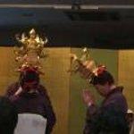 山鹿灯篭の踊り