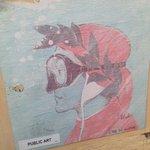 Street art (Blub)