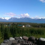 Good Karma Inn view - Homer AK