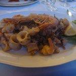 fritto misto de la mer