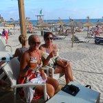 cala mayor beach bar