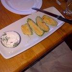 stuffed Halepinos