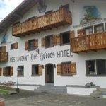 Hotel y Restaurante Los Heroes