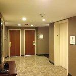17th floor lobby