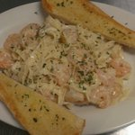 Shrimp Alfredo Pasta