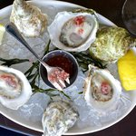CRU Oysters
