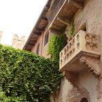 balcone casa giulietta
