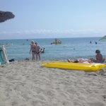 the sea in sillot