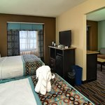 Our spacious, comfortable rooms are stylishly decorated.