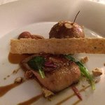 foie gras with figue