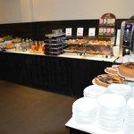 """colazione reparto """"dolci"""" hotel ambasciatori"""