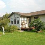 Rental House Back Yard