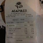 Foto di Acapulco formentera restaurant