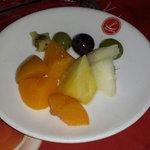 Frutta di stagione,