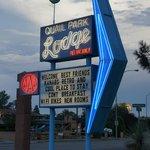 Classic Motel Sign