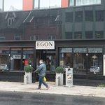 Front of Egon Restaurant