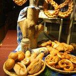 Panes y cerveza