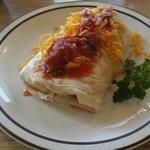 That Breakfast burrito