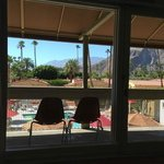View from Julius Schulman room