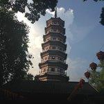 Six Banyan Pagoda Guangzhou