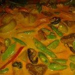 Red Vegan Curry