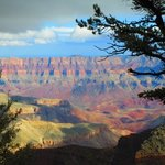 one of the views from the North Rim!