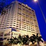 Hotel Equatorial Melaka Facade