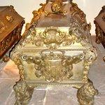 detail of Habsburg sarcophagus