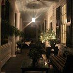 The Rhett Inn House Porch