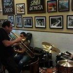 Bocato mandando um jazz bem brasileiro