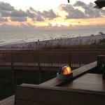 Sunset, gulfside