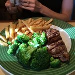 Sirloin With Generous Sides