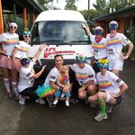 Our Colour Run Team