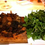 Grilled Portabello Mushroom