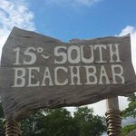 Photo de 15 degrees South Beach Bar Velit Bay