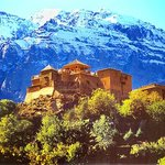 A low res photo of Kasbah Du Toubkal