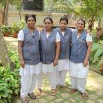 Massage Team