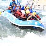 10 in a raft !!!